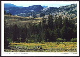 AK 001173 USA - Wyoming - Wind River Range - Other