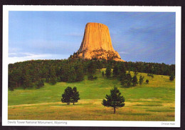 AK 001179 USA - Wyoming - Devils Tower National Monument - Other