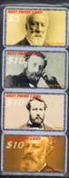 Famous Writers Jules Verne 8 USED Phonecards, Telefonkarten, Tarjeta Telefónica, Carte De Téléphone - Pubblicitari