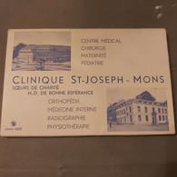 MONS 10 Photos Clinique Saint- Joseph - Mons