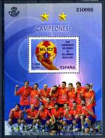 Spain 2013 España / Handball World Champions MNH Campeones Del Mundo De Balonmano / Hz07  30-28 - Pallamano