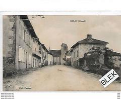 15 : Cantal :   Siran : Une Rue . - Altri Comuni