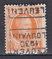 5311 Voorafstempeling Op Nr 190 - LEUVEN 1930 LOUVAIN - Positie D - Rollo De Sellos 1930-..