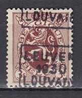 5704 Voorafstempeling Op Nr 278 - LEUVEN 1930 LOUVAIN - Positie C - Rollo De Sellos 1930-..