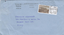 EIRE  / ITALIA - Cover _  Lettera - Storia Postale
