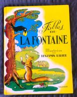 FABLES DE LA FONTAINE Illustrées Par Benjamin RABIER, Préface De HERGE, Ed. TALLANDIER, ISBN:2235021107 - Autres