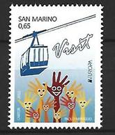 Timbre  Europa  Saint Marin En Neuf **  N 2321 - 2012