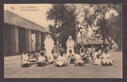 095046/ Mission, Filles De La Croix De Liège, Mission Des Indes Orientales, Les Dentellières - Misiones