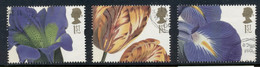 GB 2004 Bicentenary Of The Royal Horticultural Show, Flowers Ex Booklet FU - Gebruikt