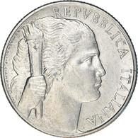 Monnaie, Italie, 5 Lire, 1948, Rome, SUP, Aluminium, KM:89 - 5 Lire