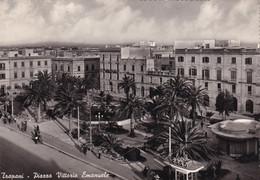 Cartolina Trapani - Piazza Vittorio Emanuele - Trapani