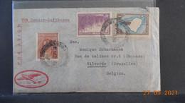 Lettre De 1939  à Destination De Belgique - Covers & Documents