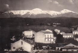 Cartolina Milo ( Catania ) Etna Vista Campanile - Catania