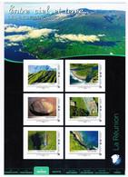 Entre Ciel Et Terre  - La Réunion - 6 Timbres VP - Collectors