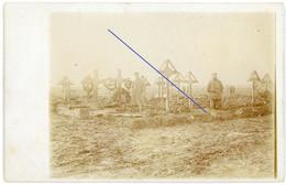 Allemande Carte Photo - Acheville Frankreich Cimentiere -   WWI 14/18 - 1914-18