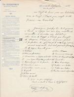 FOREST   TH.  GODEFROY  ENTREPRISES GENERALES - 1900 – 1949