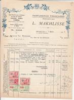 FOREST   MAKHLISSE  PARFUMERIES FRANCAISES - 1900 – 1949