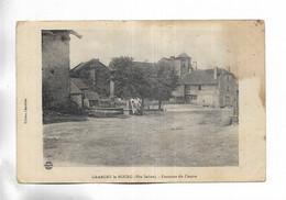 70 - GRANGES-le-BOURG ( Hte-Saône ) - Fontaine  Du Centre - Other Municipalities