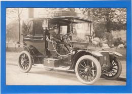 AUTOMOBILES -  Carte Photo, Taxi Ou Voiture De Maître - Taxis & Fiacres