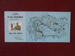 FRANCE BLOC SOUVENIR 48 APPEL DU 18 JUIN 1940** - Souvenir Blokken