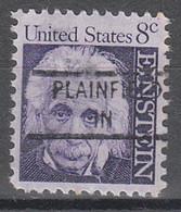 USA Precancel Vorausentwertungen Preos, Locals Indiana, Plainfield 841 - Precancels