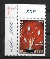 2006 - 2555 **MNH - Festival De Prestidigitation - Unused Stamps