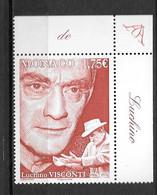 2006 - 2553 **MNH - Luchino Visconti - Unused Stamps