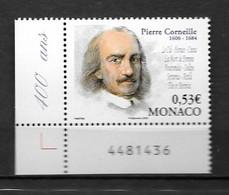 2006 - 2549 **MNH - Pierre Corneille - Unused Stamps