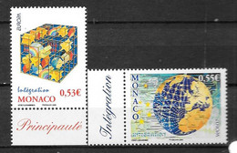 2006 - 2542 à 2543 **MNH - Europa - Unused Stamps