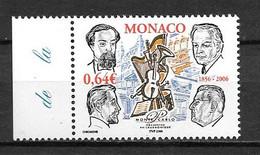 2006 - 2536 **MNH - 150 Ans Orchestre Philamornique - Unused Stamps