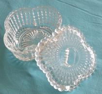 D21X03 - RECIPIENTE PORTACARAMELLE IN VETRO - Glass & Crystal