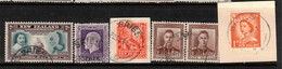 NZ 1915-1960 Pmk = SAIES U #BRX1 - Used Stamps