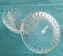 D21X04 - RECIPIENTE PORTACARAMELLE IN VETRO - Glass & Crystal