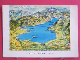 Italie - Navigazione Sul Lago Di Garda - Gestione Governativa - R/verso - Unclassified