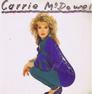CARRIE McDOWELL - LP Motown ITALY Mint Cover EX - Disco, Pop