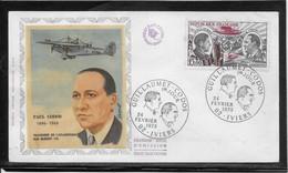 France Poste Aérienne N°48 - Enveloppe 1er Jour - TB - 1960-.... Covers & Documents