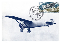 France Poste Aérienne N°50 - Carte Maximum - Thème Avions - TB - 1960-.... Covers & Documents