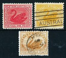 Australia Occidental Nº 70/71-74 ... - Nuovi