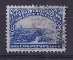 Newfoundland: 1897   400th Anniv Of Discovery Of Newfoundland   SG68   3c     Used - 1865-1902