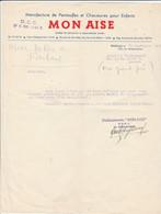 FOREST  FIRME MON AISE PANTOUFLES ET CHAUSSURES POUR ENFANTS - 1900 – 1949