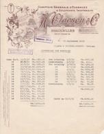 FOREST  COMPTOIR GENERAL D,ESSENCES ET COLORANTS INOFFENSIFS - 1900 – 1949
