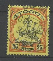 Deutsche Kolonien Togo 11 Gest. Lome - Colony: Togo