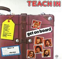 * LP *  TEACH-IN - GET ON BOARD (Holland 1975 EX-) - Disco, Pop