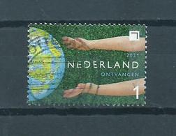 2021 Netherlands Ontvangen Used/gebruikt/oblitere - Used Stamps