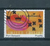 Netherlands Hallmark,Port Betaald,PostNL Used/gebruikt/oblitere - Used Stamps