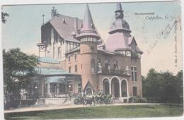 Kapellen - Hortensiahof (gekleurde En Gelopen PRACHTKAART Van Voor 1900 Met Zegel) - Kapellen