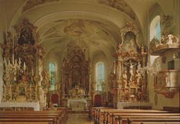 Österreich - Alpbach - Pfarrkirche Zum Hl. Oswald - 1987 - Kufstein