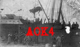 POSADNIK Schiff Hafen 1918 Schwarzes Meer Odessa Ostfront Tsar Ukraine - Weltkrieg 1914-18