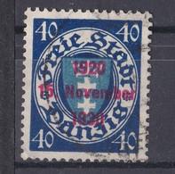 Danzig 1930 - Mi.Nr. 227 - Gestempelt Used - Danzig