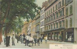Metz  Esplanadenstrasse - Metz